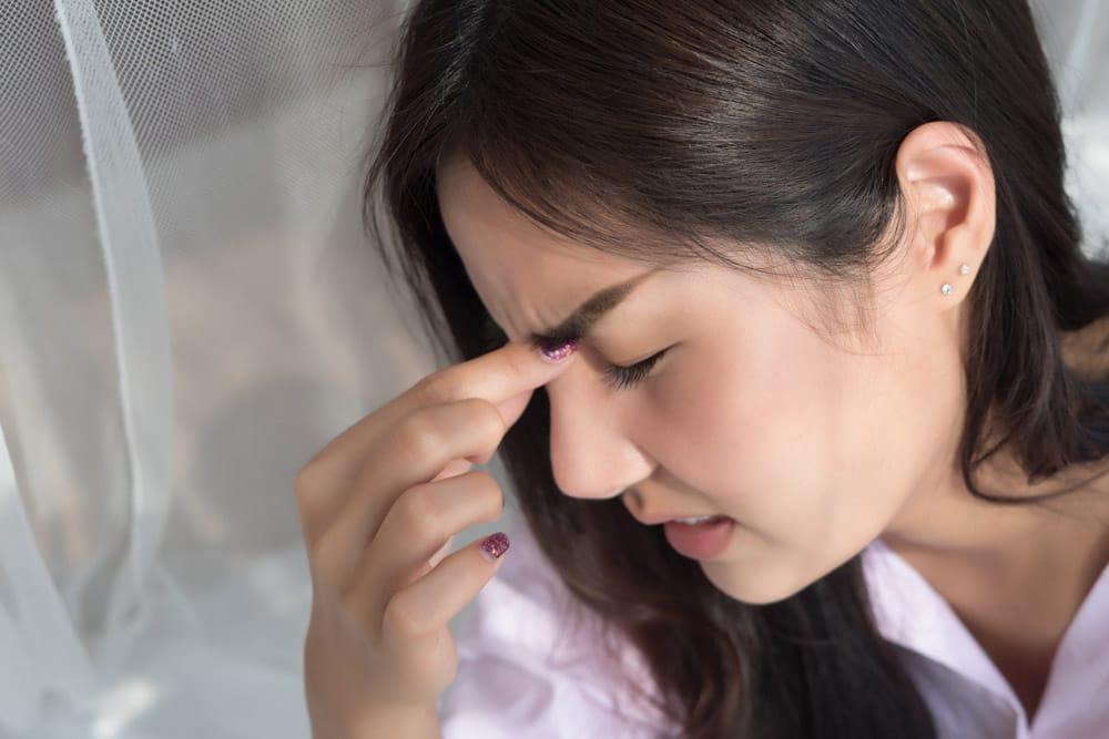 Asian Flush headaches